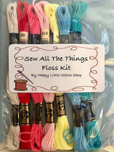 Floss Kit - Sew All the Things