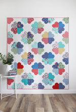 Load image into Gallery viewer, Clover Quilt Pattern by Cluck Cluck Sew