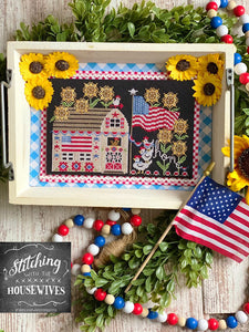 Liberty Farm by Stitching With the Housewives