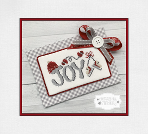 DIGITAL DOWNLOAD - Joy by Cherry Hill Stitchery