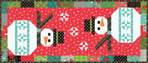 RESERVATION - Trendy Table 3 Runner by Heather Peterson