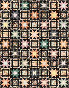 RESERVATION - Star Shine Quilt Kit by Urban Chiks