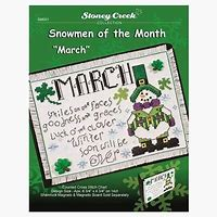Snowmen of the Month - March
