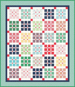 Prep School Picnic Quilt Pattern by Amy Smart