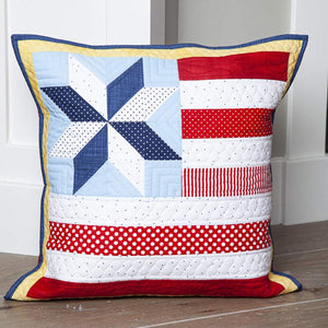 RESERVATION - 2021 Pillow Kit of the Month by Riley Blake Designs