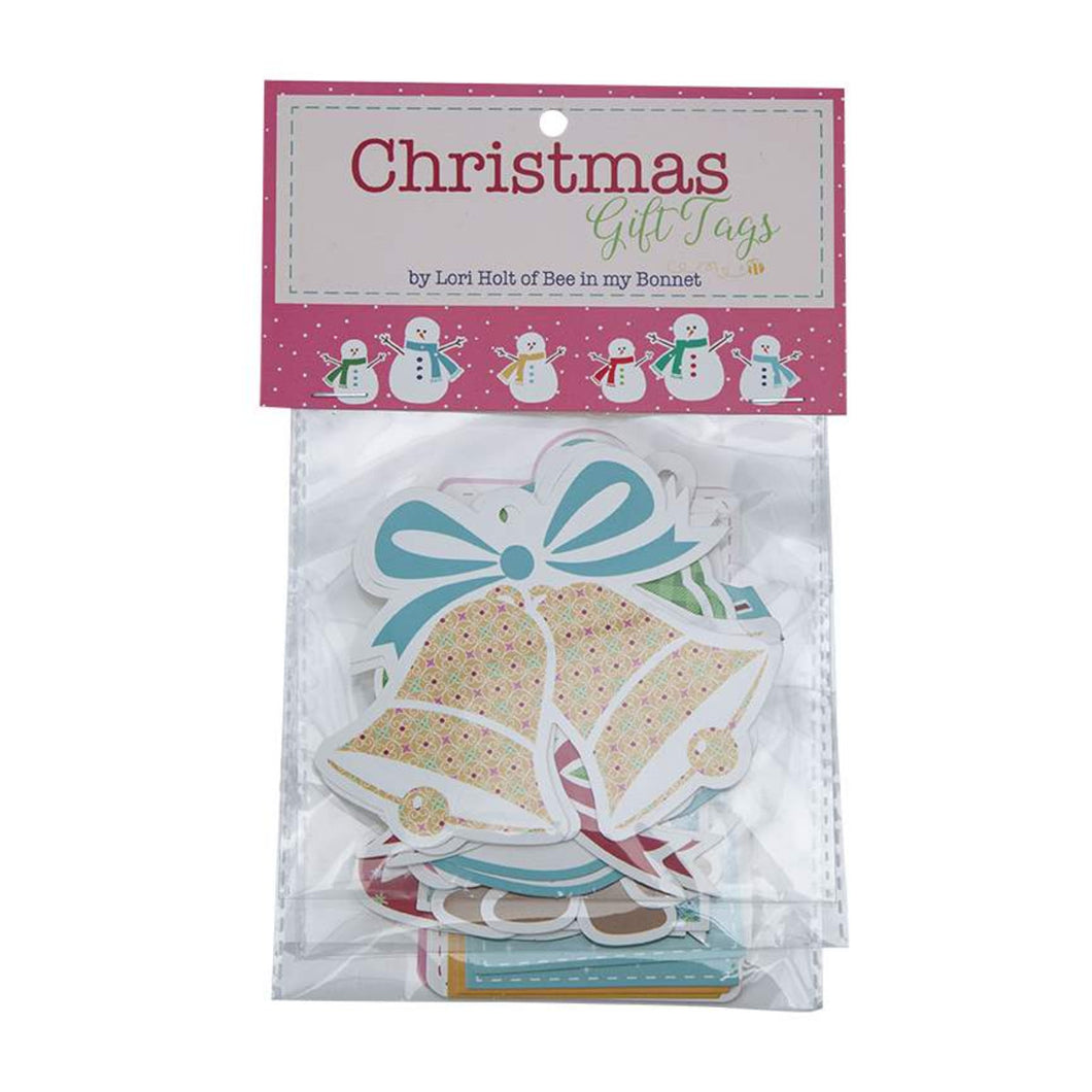 Christmas Gift Tags by Lori Holt