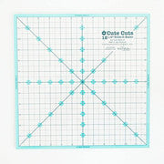 "Cute Cuts Trim It Ruler - 12 1/2"" x 12 1/2"" by Lori Holt"