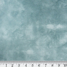 Load image into Gallery viewer, Cross Stitch Cloth - Fabric Flair 14 Count Aida - Smokey Blue 18 x 20