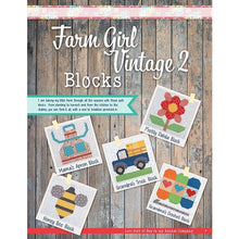 Load image into Gallery viewer, Farm Girl Vintage 2 Book by Lori Holt