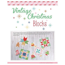 Load image into Gallery viewer, Vintage Christmas Book by Lori Holt