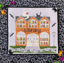 Load image into Gallery viewer, Spooky Hollow by Little Stitch Girl Stitch Along RESERVATION