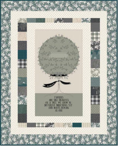 My Family Tree Quilt Kit by Riley Blake Designs