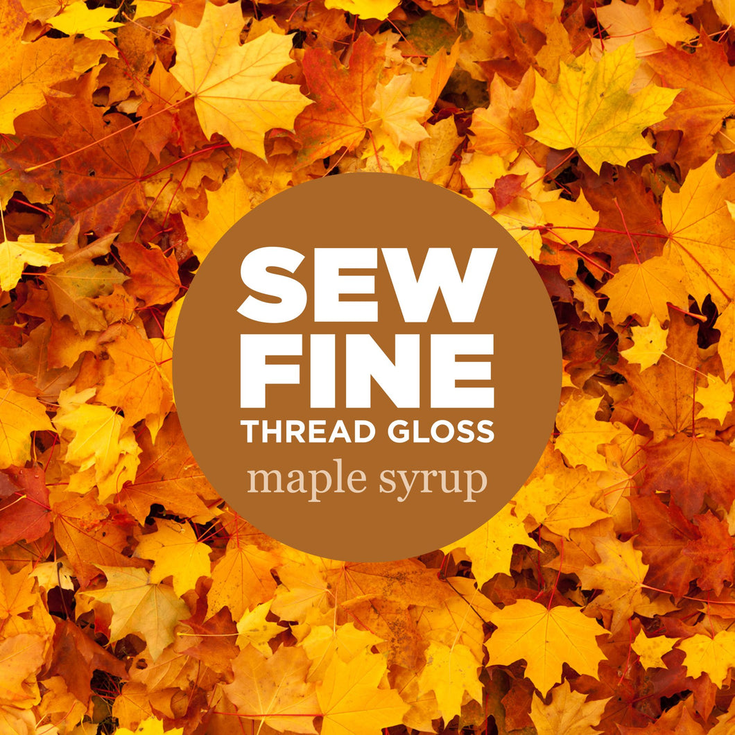 Thread Gloss - Maple Syrup by Sew Fine