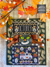 Load image into Gallery viewer, Truckin' Along - October by Stitching With the Housewives