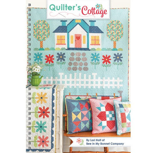 Quilter's Cottage Book by Lori Holt