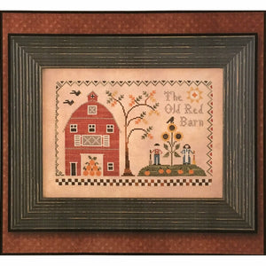The Old Red Barn by Little House Needleworks
