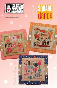 Square Dance - April, May, & June