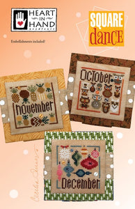 Square Dance - October, November, & December