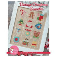 Vintage Christmas Sampler by Lori Holt