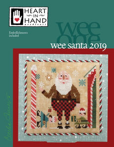Wee Santa 2019 by Heart in Hand