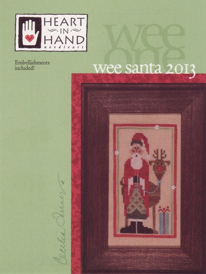 Wee Santa 2013 by Heart in Hand
