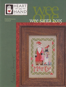 Wee Santa 2015 by Heart in Hand