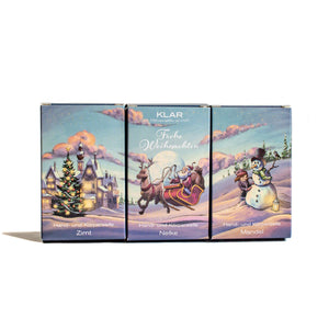 Weihnachtseditions-Set: Stille Nacht (3x100g)