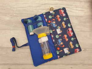 Inhaler and Spacer Wallets