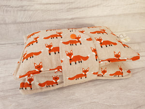 Hello Mr Fox Nappy Wallet