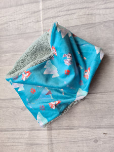 Jersey Snoods - Toddler 1-3 years