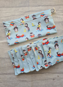 Reusable Wipes - 10 pack