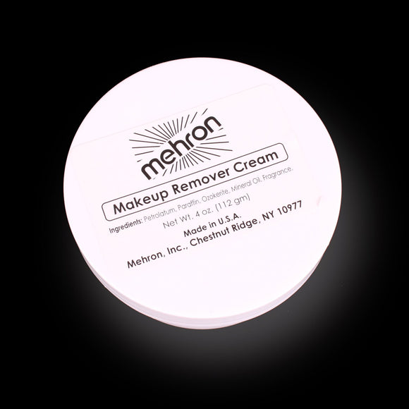 Makeup Remover Cream  4 oz. - Mehron Canada