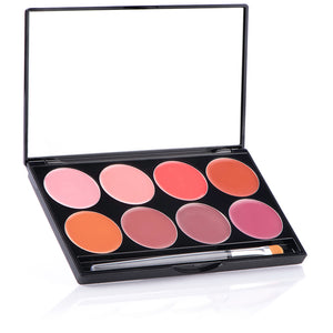 L.I.P Cream – 8 Color Palette  1.1oz - Mehron Canada