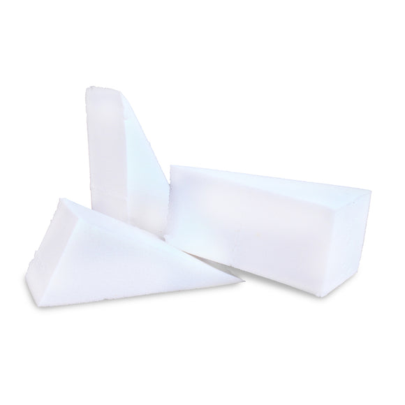 Non-Latex Triangular Foam Wedge - Mehron Canada