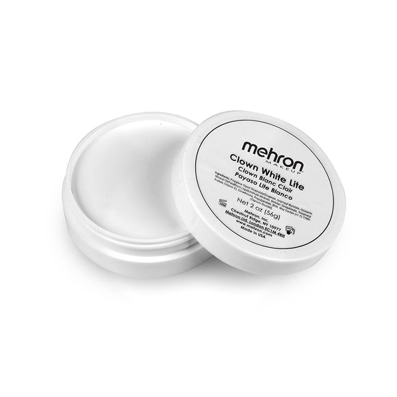 Clown White Lite - Mehron Canada