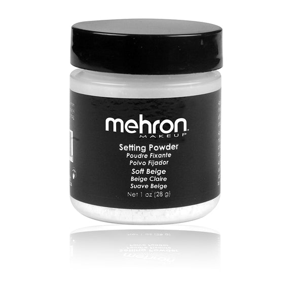 Setting Powder  1oz - Mehron Canada