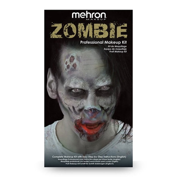 Zombie – Professional Makeup Kit