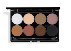 E.Y.E Powder - 8 Colors Palette - Mehron Canada