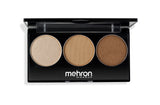 Highlight-Pro 3 Color Palette - Mehron Canada