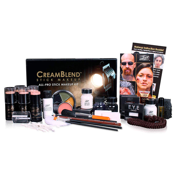 CreamBlend™ All-Pro Makeup Kit