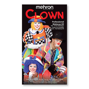 Clown - Character Makeup Kit - Mehron Canada