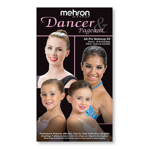 Dancer Makeup Kit - Mehron Canada