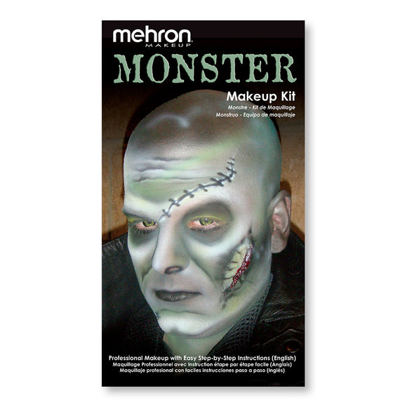 Frankenstein/Monster - Character Makeup Kit - Mehron Canada