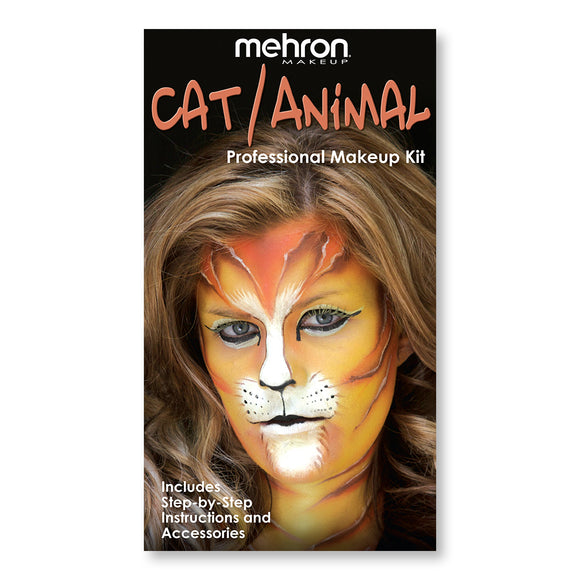 Cat/Animal - Character Makeup Kit - Mehron Canada