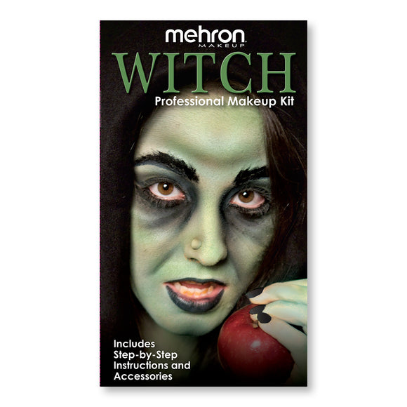 Witch - Character Makeup Kit - Mehron Canada