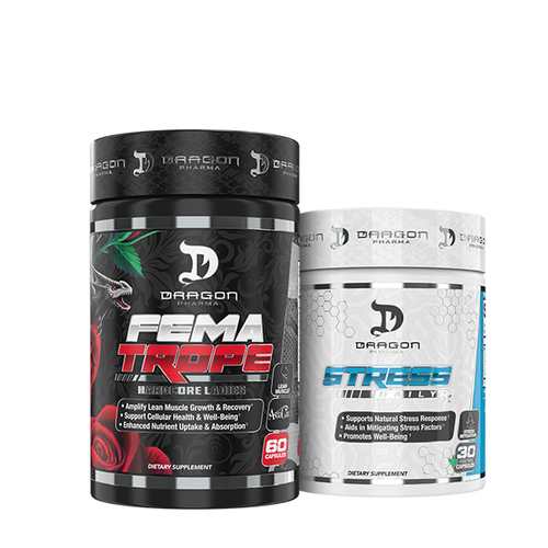 Ladies Zen Muscle Stack (4709104418897)