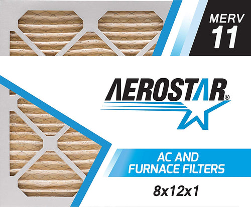 (12 Pack) Aerostar Series 1100 Merv 11 Filter