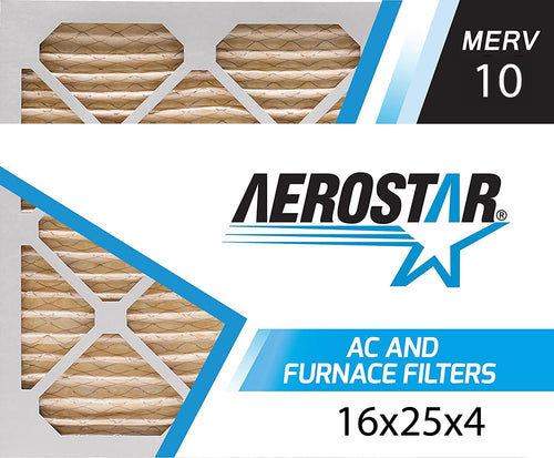 (6 Pack) Aerostar Series 400 Merv 10 HC Filter
