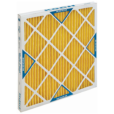 (12 PACK) Koch Multi-Pleat XL11 Air Filter Merv 11