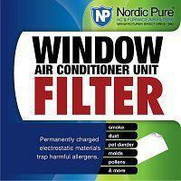 Window Air Conditioner Unit 15x24 Filter